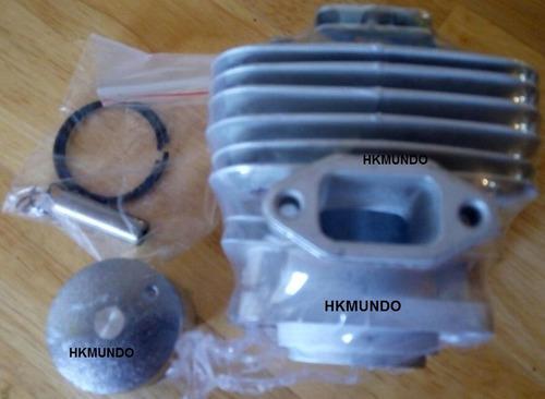 Repuestos desmalezadora kit cilindro completo 43cc american