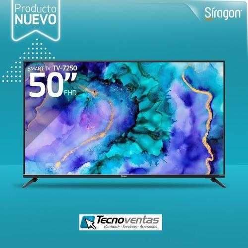 Smart tv 50 netflix led full hd nuevo smartv