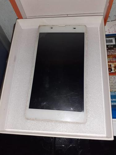 Tabla zte k70 teléfono usada liberada dual sim color blanco
