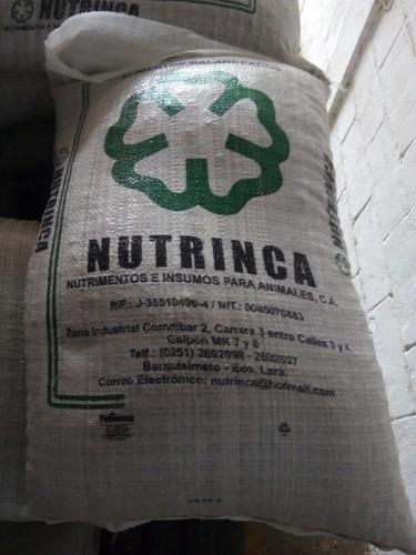 Alimento mantenimiento nutrinca base proteica 35kg
