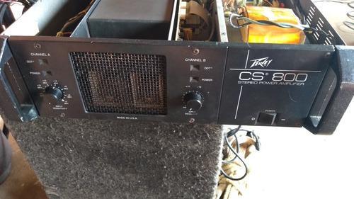 Amplificador.piavey cs-800 piavey cs-400 cara dura usadas.