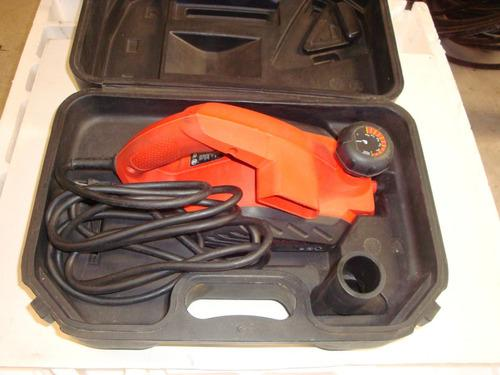 Cepillo eléctrico para carpintería