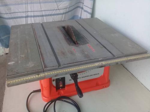 Cierra de carpintería industrial