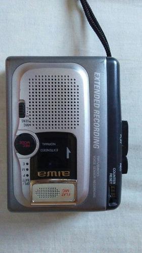 Grabadora reproductor audio de cassette aiwa