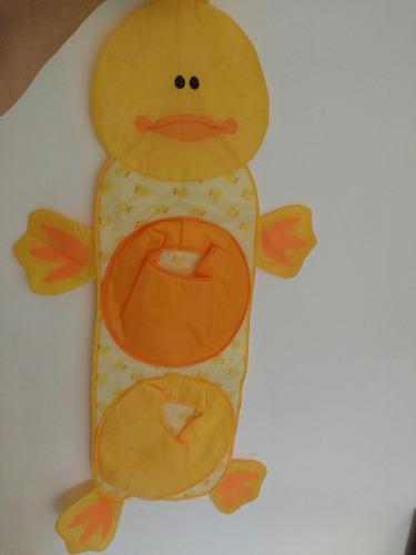 Organizador de bebe baby ducky nuevo