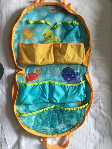 Organizar de baño para niños marca fisher price. usado