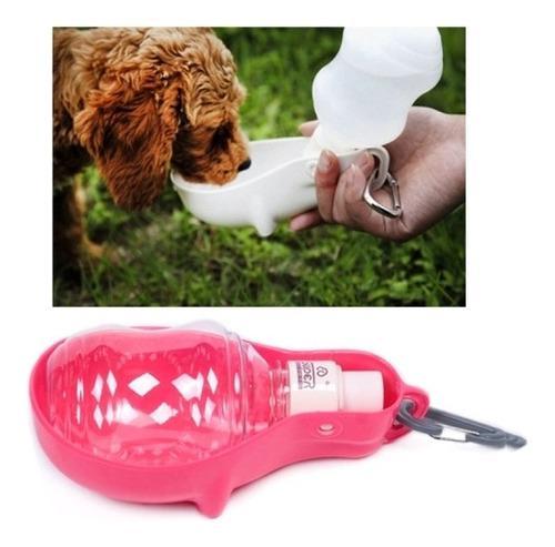 Perro alimentador agua portatil gato hervidor mascota