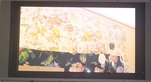 Tv de plasma lg modelo 42px4rvh usado