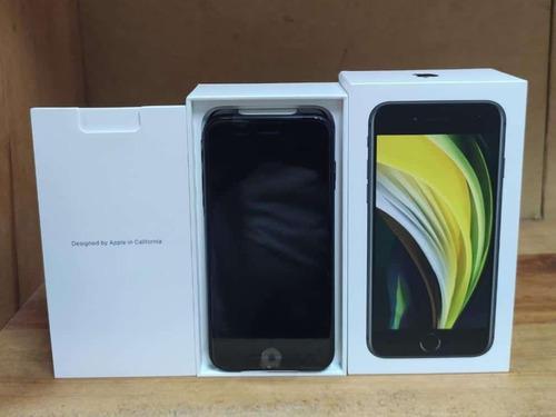 iPhone SE 2020 Color Negro Nuevo. Serie 420