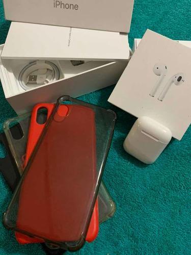Iphone x max 64gb blanco