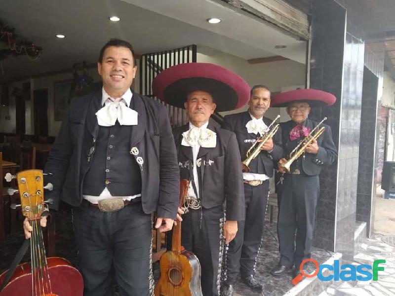 Mariachi Los Barbaros Mexico