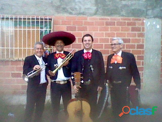 Mariachi Los Barbaros Mexico 4