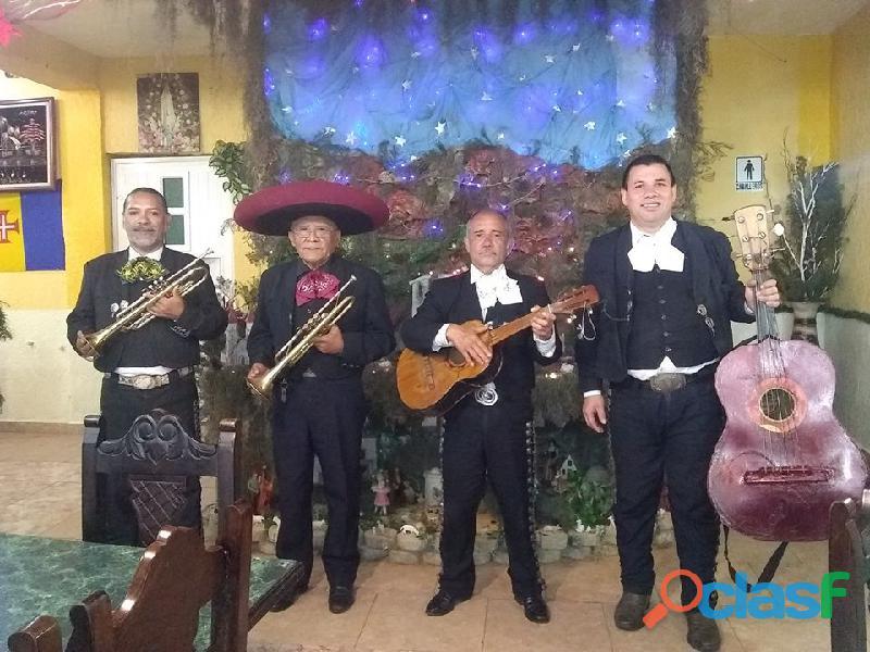 Mariachi Los Barbaros Mexico 3