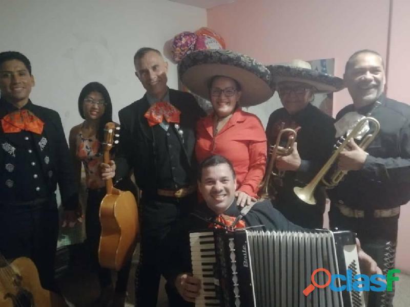 Mariachi Los Barbaros Mexico 2