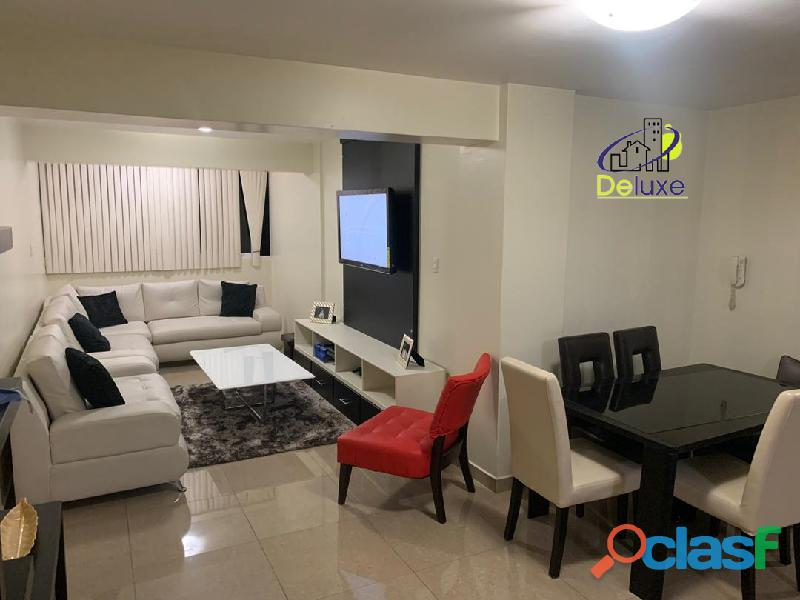Fabuloso Apartamento de estilo inigualable, 100m2. Edificio Don Evaristo