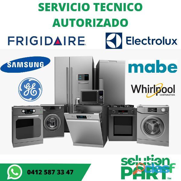 Servio Técnico Para Neveras Freezer Lavadoras Secadoras A/Acondicionados,Cocinas