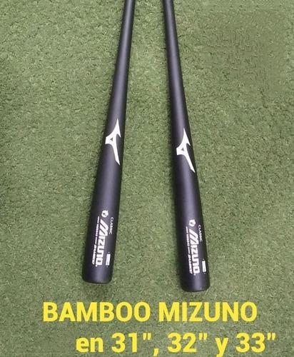 Bate bamboo mizuno nro 31.. 32.. 33