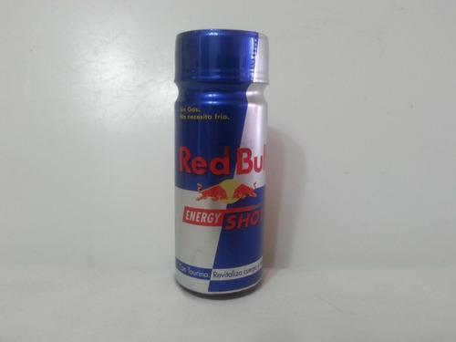 Bebida redbull concentrado miniatura 60 ml de coleccion