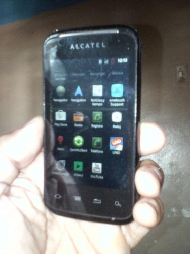 Celular alcatel one touch a-983 liberado