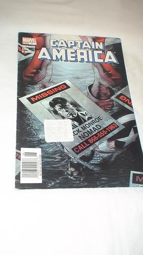 Comic capitan américa original marvel nuevo. pregunte