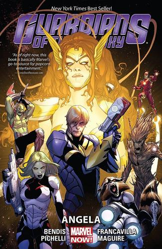 Guardians of the galaxy volume 2: angela (marvel now)