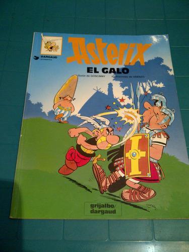 Historieta De Asterix El Galo