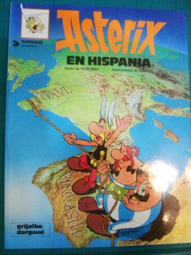 Historieta De Asterix En Hispania