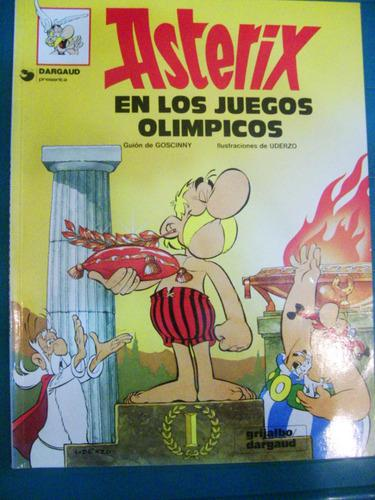 Historieta De Asterix En Los Juegos Olimpicos