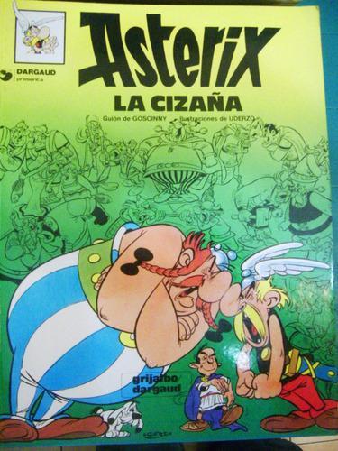 Historieta De Asterix La Cizaña