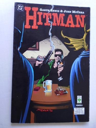 Hitman -tomo nro. 0 comic fisico en español