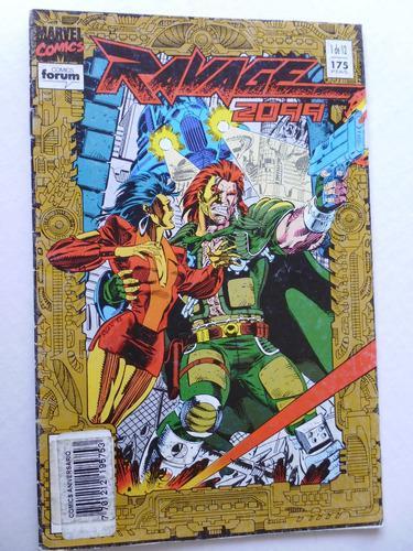 Rafage 2099, nro. 1 comics forum españa comic en físico