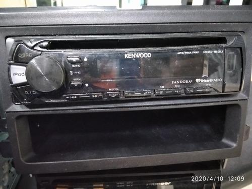 Reproductor kenwood usb cd