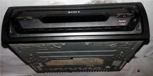 Reproductor sony cdx s2210c con conector