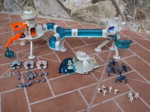 Sets miniaturas de colleccion hidden adventures space zone