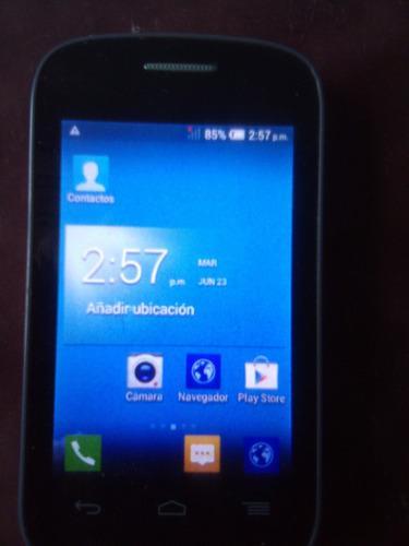 Teléfono alcatel one touch en excelentes condiciones oferta