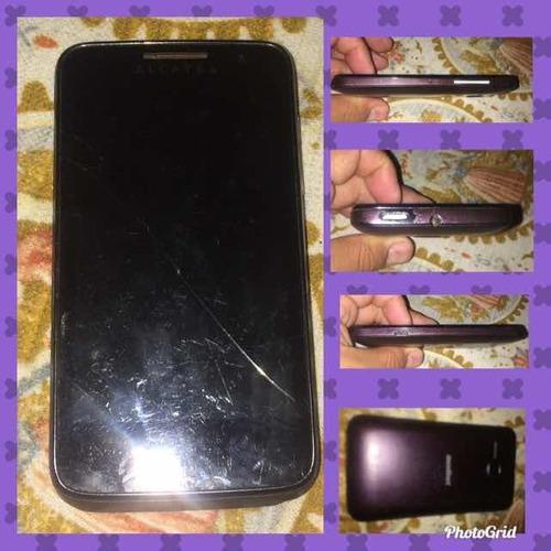 Teléfono celular alacatel one touch 5020a