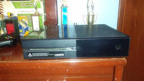 Xbox One Con Control Y Juegos