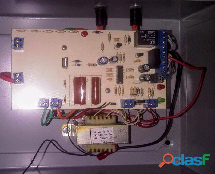 Energizadores cerco eléctrico 1