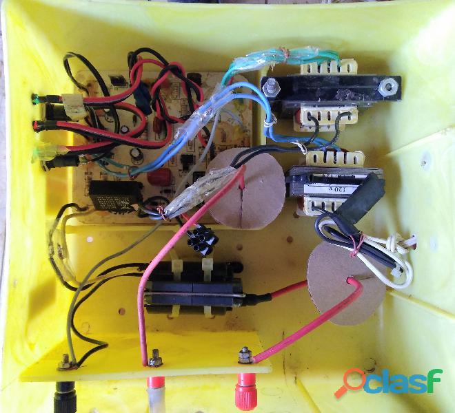 Energizadores cerco eléctrico 3