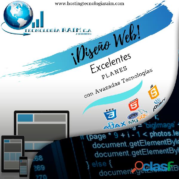 Diseño Web, Caracas