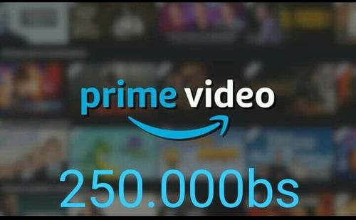 Amazon prime vídeo hd.