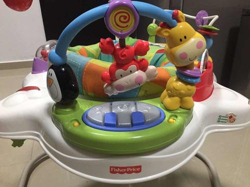 Brinca brinca o jumpero fisher price