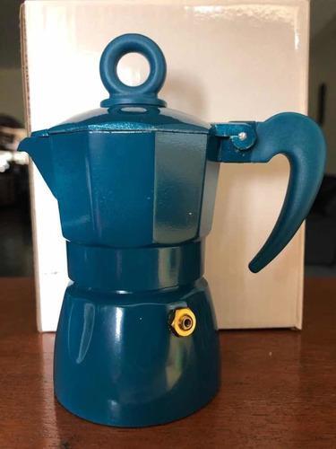 Cafetera greca de 2 taza para café expresso italiana