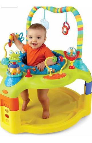 Centro de juego para bebé bright starts