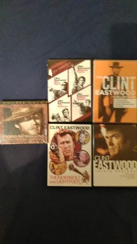 Clint eastwood colección