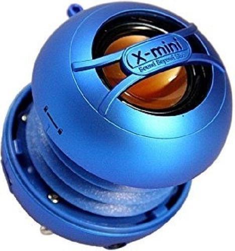Cornetas viajera xmini xam4- azul