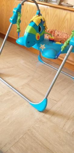 Divertido caballito brinca brinca fisher price para bebés