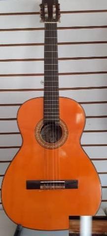 Guitarra española vicente tatay con estuche