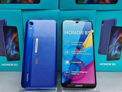 Huawei honor 8s 2gb ram 32gb 13mpx + 5mpx huella lcd 5.7 new