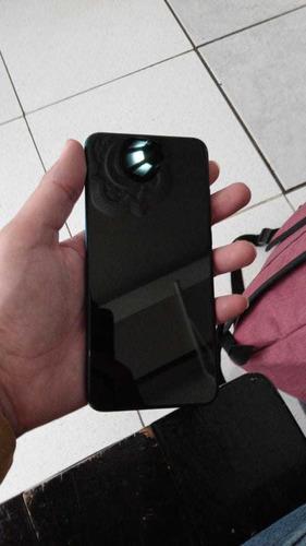 Huawei p smart 2109 azul tornasolado cero detalless bello